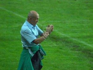 Футбольні тренери «смалять» не по-дитячому