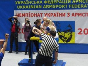 Фото: Полтавські армспортсмени посіли друге місце на чемпіонаті України