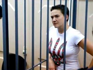 Фото: У Росії українку Надію Савченко засудили до 22 років