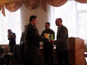 Фото: У Полтаві відзначили другу річницю від дня створення Нацгвардії