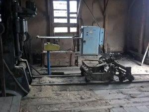 Фото: На Полтавщині чоловік поцупив із підприємства металеві візки