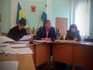 Фото: Для Полтавської міської ради закон не писаний?