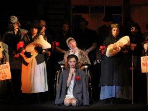 День театру гоголівці святкували прем'єрою