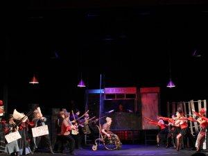 Фото: День театру гоголівці святкували прем'єрою