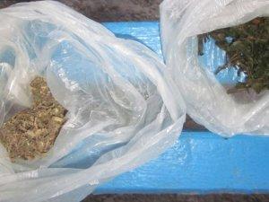 Фото: На Полтавщині на вулиці затримали чоловіка з наркотиками