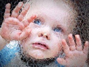 Фото: На Полтавщині розшукали зниклу дитину, яка ховалась від дощу