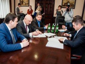 Фото: Полтавська ОДА та ПАТ «Укргазвидобування» підписали меморандум про співпрацю