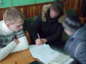 Фото: На Полтавщині жінка, щоб провчити рідних, не з'являлась вдома з сином