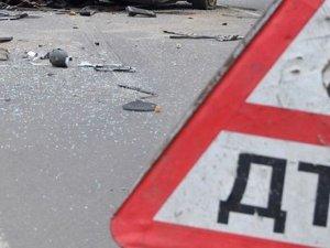 Фото: У Великобагачанському районі водій перевищив швидкість і врізався у відбійник