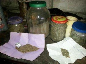 Фото: На Полтавщині у чоловіка вилучили наркотики