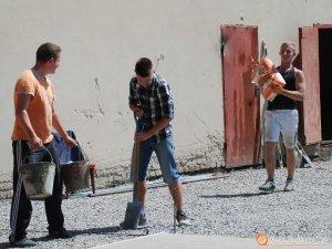 Фото: Міська влада прохає полтавців облаштовувати спортмайданчики