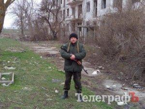 Фото: Боєць АТО з Кременчука помер через пневмонію