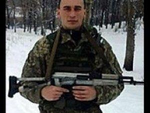 Фото: Від осколкових поранень помер у шпиталі боєць АТО з Полтавщини