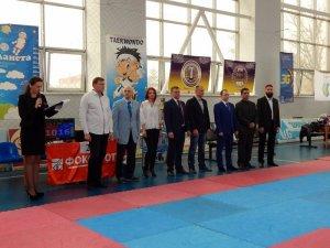 Фото: У Полтаві пройшов Всеукраїнський турнір з тхеквондо