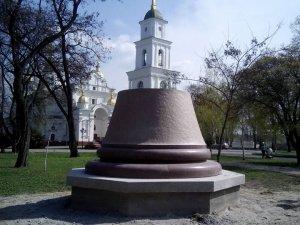 Фото: Як виглядає пам'ятник Мазепі у Полтаві за 23 дні до відкриття