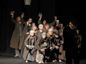 Фото: Протягом тижня на полтавській землі «В гостях у Гоголя» дарували своє мистецтво кращі театри України