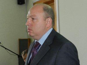 Фото: Голова області представив нового очільника Полтавської РДА