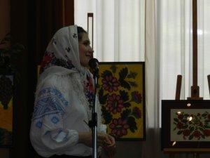 Полтавцям нагадали про Чорнобильську трагедію творчістю Марії Примаченко  (фото)