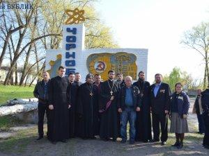 У Полтаві з'явилася свята ікона «Чорнобильського спаса»