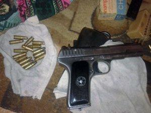 Фото: Житель Хорольського району зберігав вдома зброю та боєприпаси