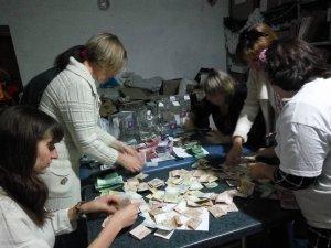 Фото: На благодійному ярмарку в Полтаві майже побили рекорд зі збору коштів