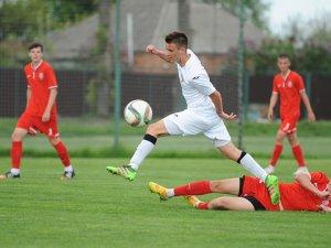 Фото: Юнацький чемпіонат: «Ворскла» розгромила «Зорю»
