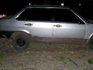 Фото: На Полтавщині поцупили автомобіль