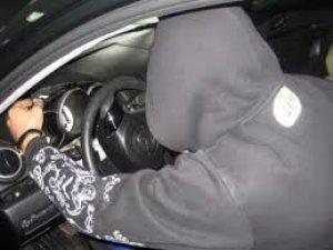 Фото: У Глобиному затримали авто, яке розшукували в Київській області