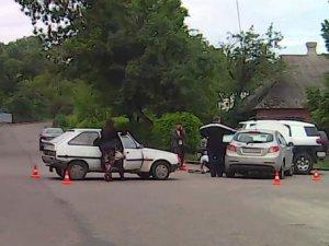Фото: На Панянці знову сталося ДТП (відео)