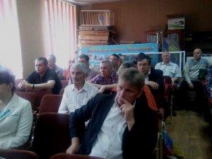 Фото: У Зінькові провели форум з децентралізації