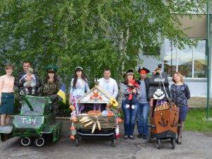 Фото: У Чутовому вперше відбувся парад дитячих візочків