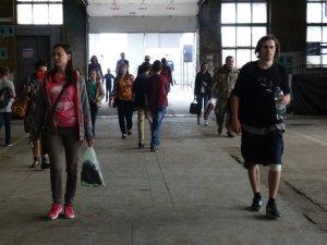 Фото: У Полтаві відбувся фестиваль вуличних ігор та мистецтва (ФОТО)