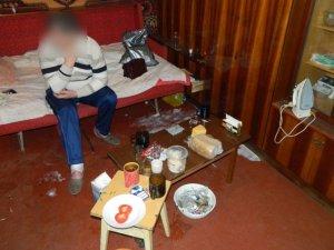Фото: На Полтавщині під час сварки син підпалив матір