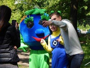 Фото: У полтавському дендропарку провели День здоров'я (фото)