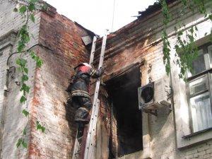 Фото: Пожежа на Полтавщині: евакуювали 10 жителів, серед яких діти