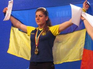 Фото: Армспортсменка з Полтавщини стала чемпіонкою Європи