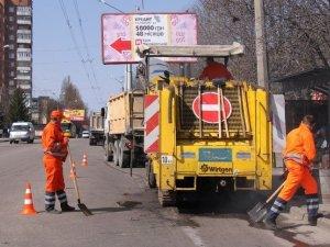 Фото: Заступник міського голови Полтави розповів про ситуацію з ремонтом доріг