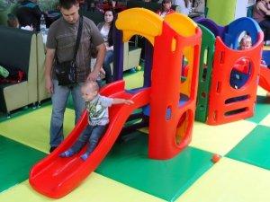 Дитячі розважальні заклади Полтави: що, скільки коштує і яке