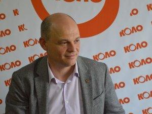 Заступник мера Полтави Віталій Нікіпелов побував в гостях редакції «Кола» (ВІДЕО)