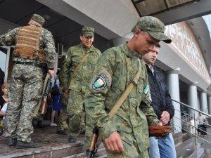 Фото: Зі Сходу додому: відбулася ротація батальйону «Полтава» (ФОТО)