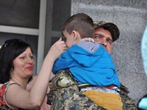 Зі Сходу додому: відбулася ротація батальйону «Полтава» (ФОТО)