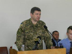 Фото: Голова Полтавщини «вчив» працівників військкоматів працювати через провал призову