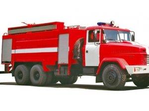 На Полтавщині створять зразкову  пожежну частину