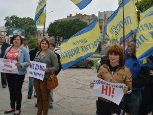 Фото: Сергій Каплін виступив проти газовидобутку на Полтавщині