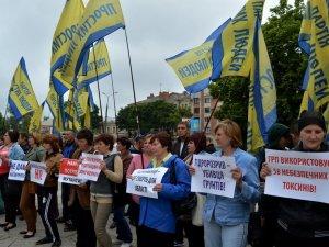 Сергій Каплін виступив проти газовидобутку на Полтавщині