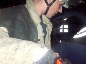 Фото: На Полтавщині внаслідок ДТП водія затисло кузовом
