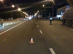 Фото: ДТП у Полтаві: загинули двоє людей та пес (фото)