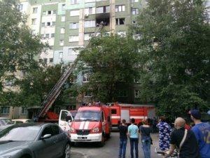 Фото: У Полтаві з пожежі врятували пенсіонера-курця