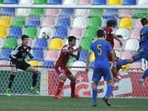 Фото: Двоє юних «ворсклян» перемогли грузинів у складі збірної України.