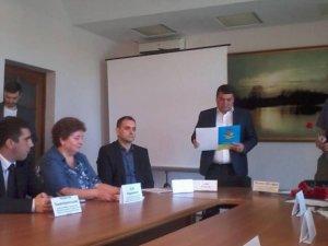 Фото: У Полтаві відзначили журналістів